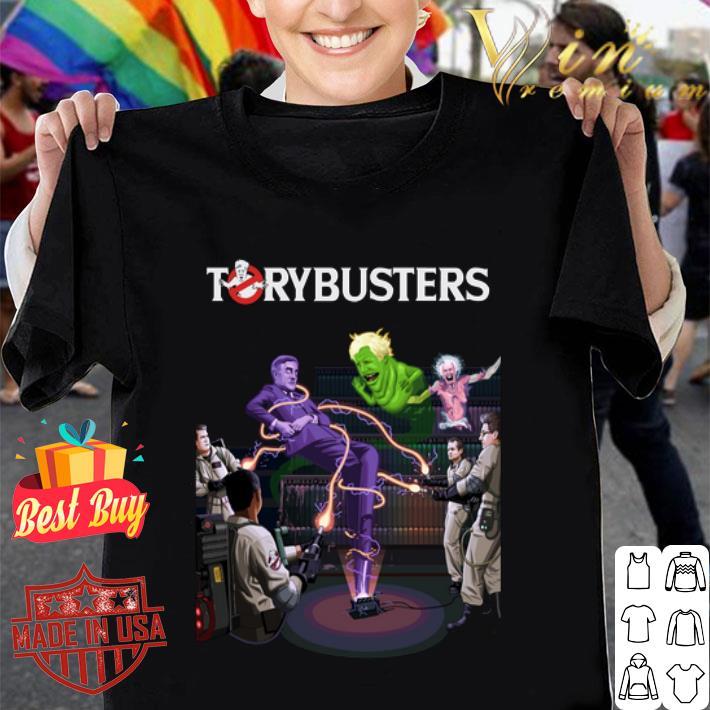 ToryBusters Organize Strike Resist shirt