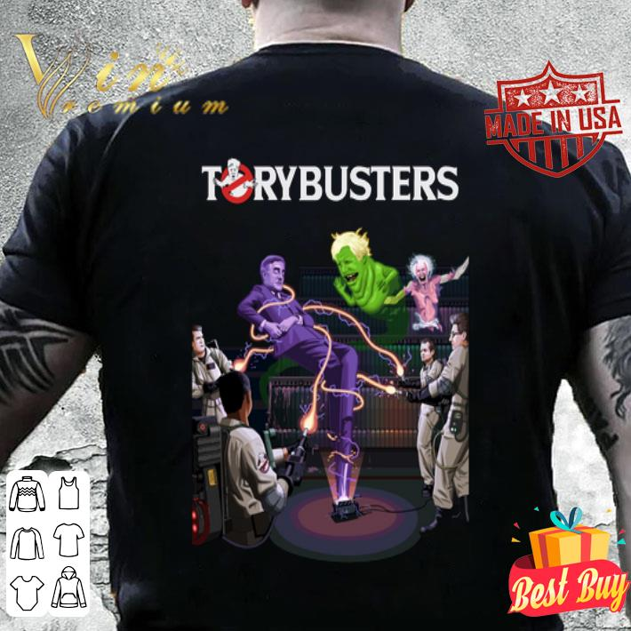 - ToryBusters Organize Strike Resist shirt