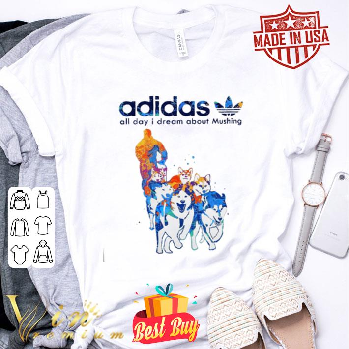 - adidas all day i dream about Mushing shirt