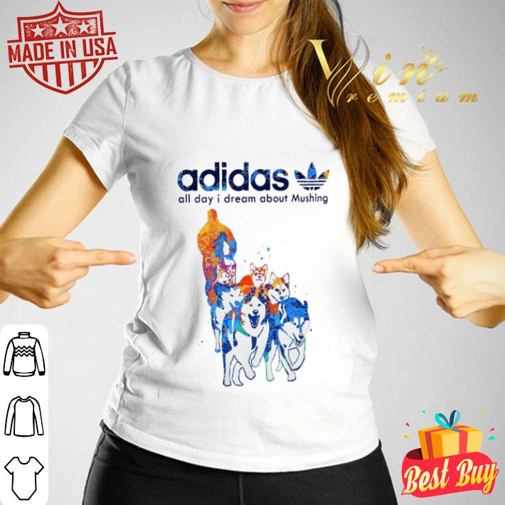 adidas all day i dream about Mushing shirt
