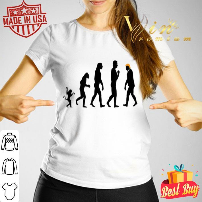 Evolution Resist Anti Trump shirt