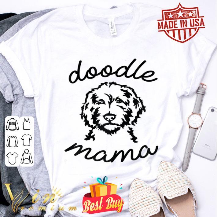 - Golden Retriever Doodle Mama Goldendoodle Mom shirt