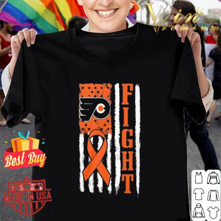 - Philadelphia Flyers Fight Against Cancer Oskar Strong shirt