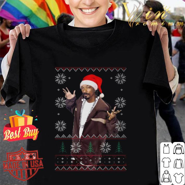 Snoop Dogg Ugly Christmas shirt