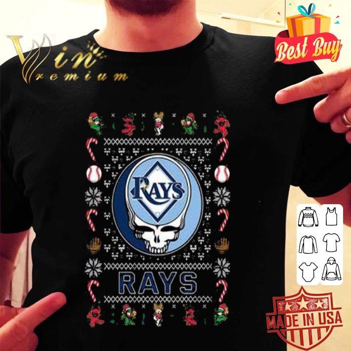 - Tampa Bay Rays Mashup Grateful Dead Ugly Christmas sweater