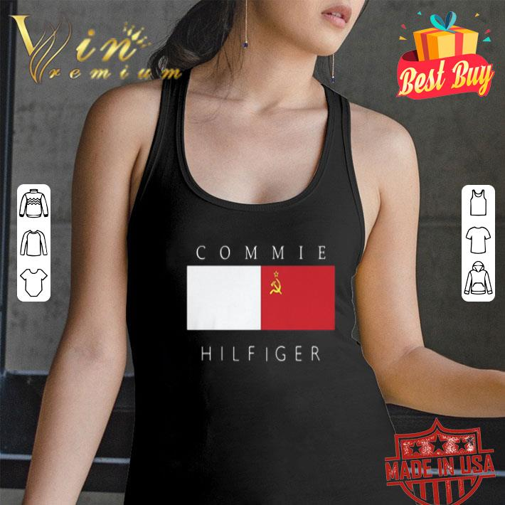 Tommy the Commie Hilfiger Tommy Hilfiger shirt