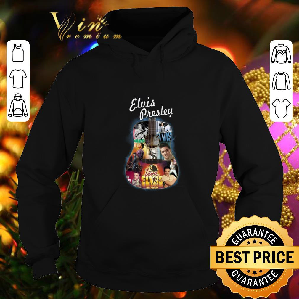 Elvis Presley Guitar King Rock And Roll shirt