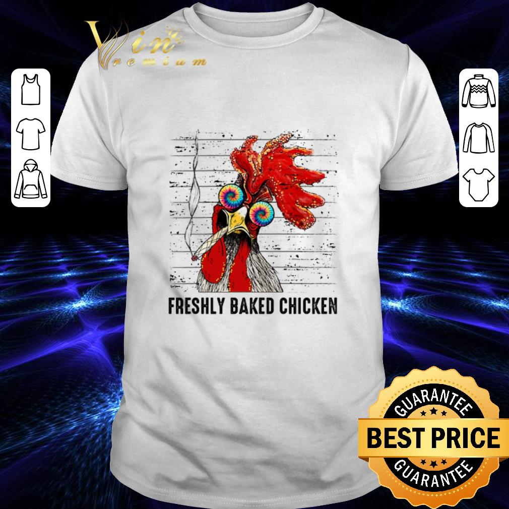 - Freshly Baked Chicken Smoking shirt