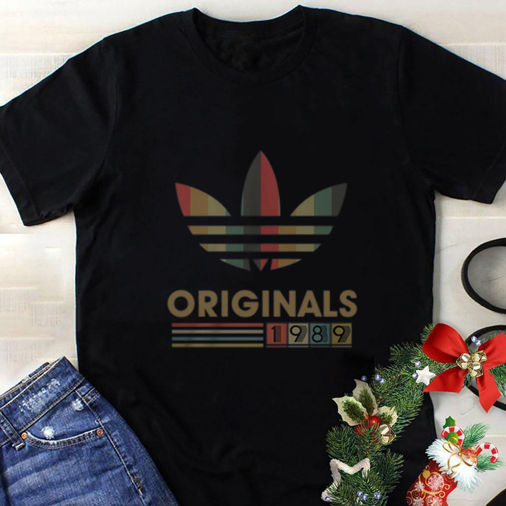 - Adidas Originals 1989 Vintage shirt