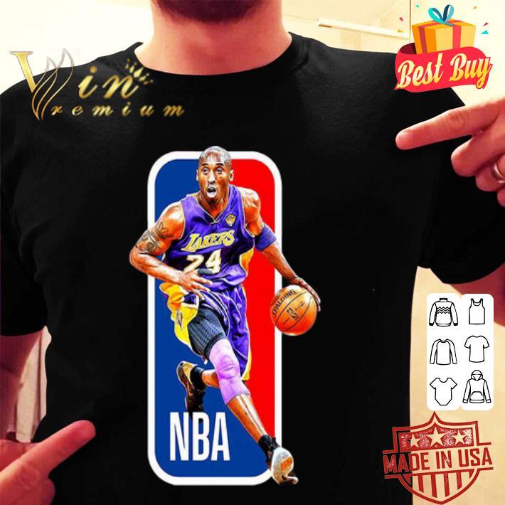 RIP 24 Kobe Bryant NBA Los Angeles Lakers shirt