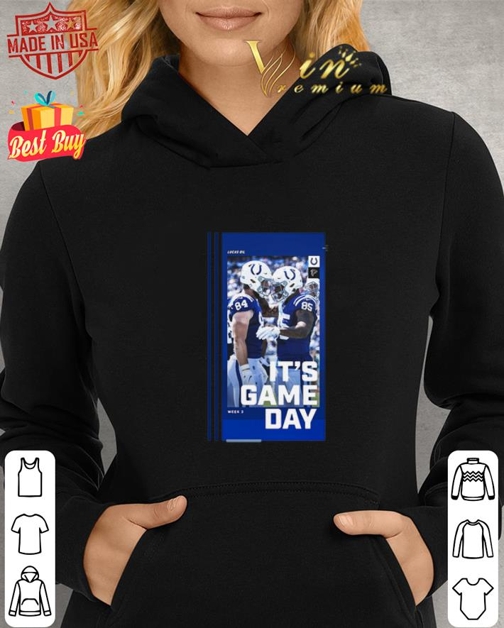 - Atlanta Falcons and Indianapolis Colts It's gameday Gallery shirt