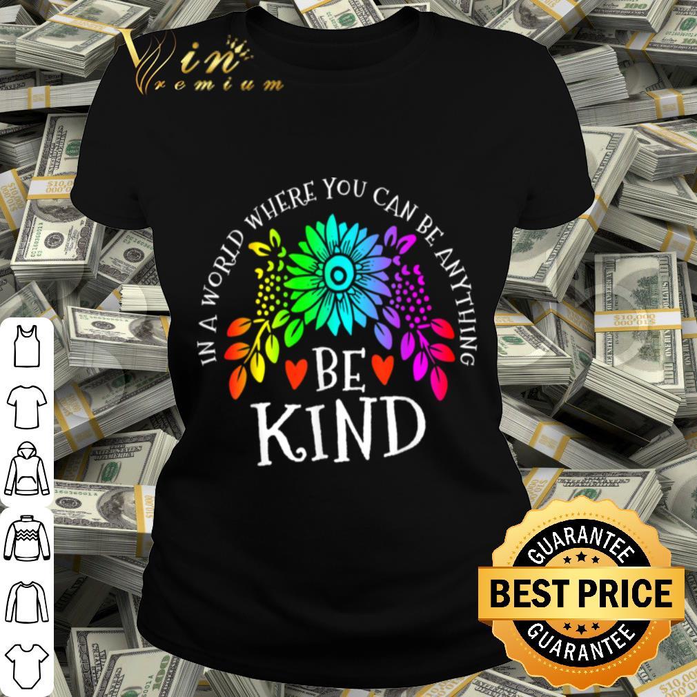 - Autism Awareness Be Kind shirt