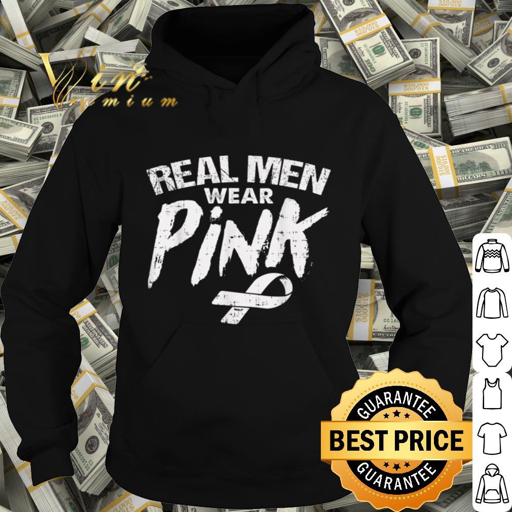 Breast Cancer Awareness Pink Ribbon Tough Guys Wear Pink Tee Shirt All Sizes!