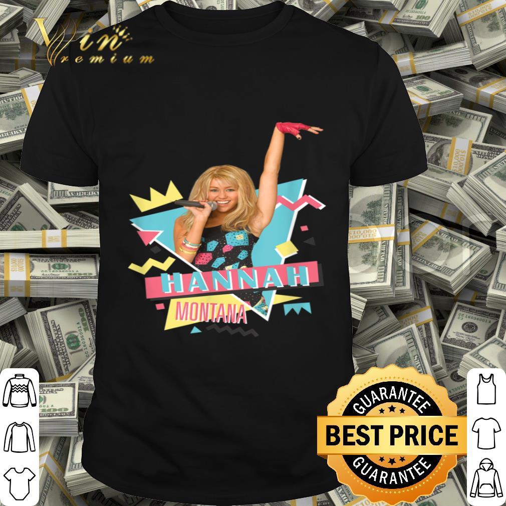 - Disney Hannah Montana 90s shirt