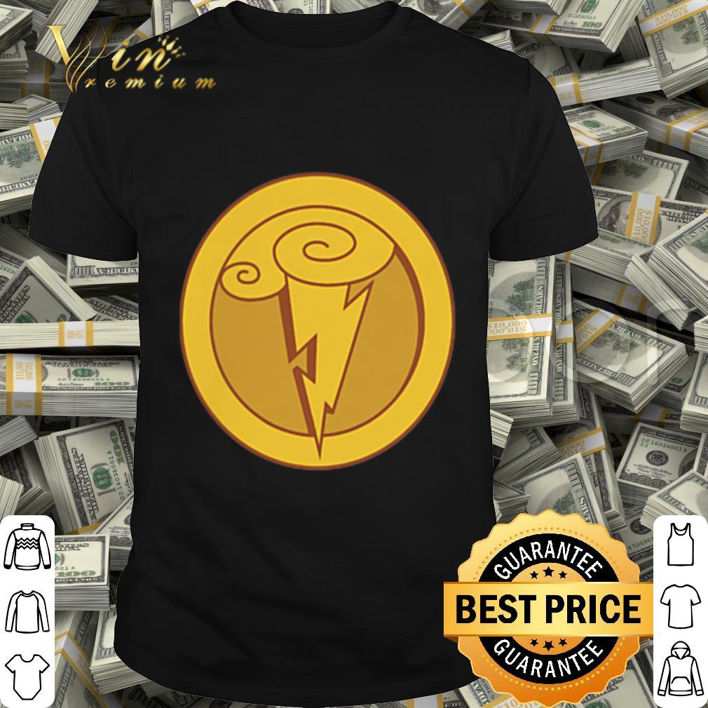 - Disney Hercules Pocket Lightning Bolt Necklace shirt