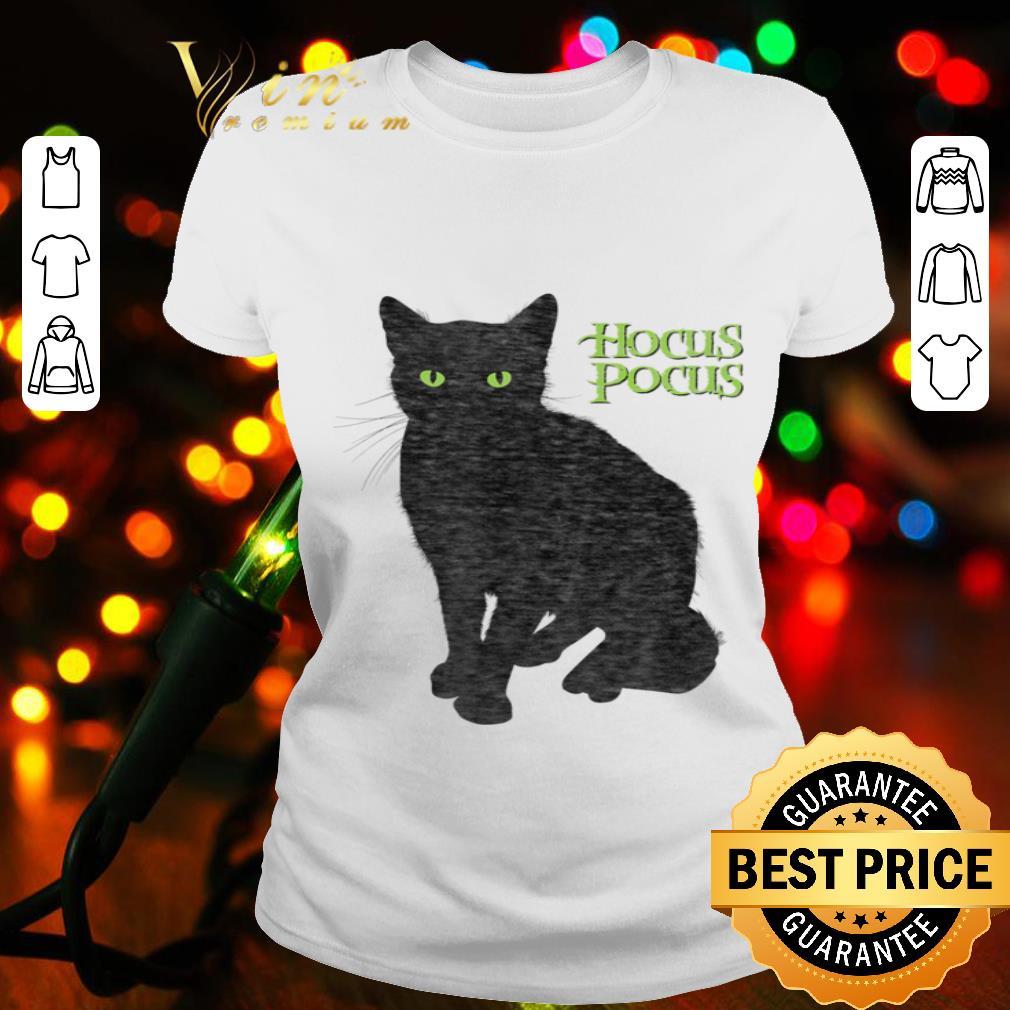 - Disney Hocus Pocus Thakery Binx Halloween shirt