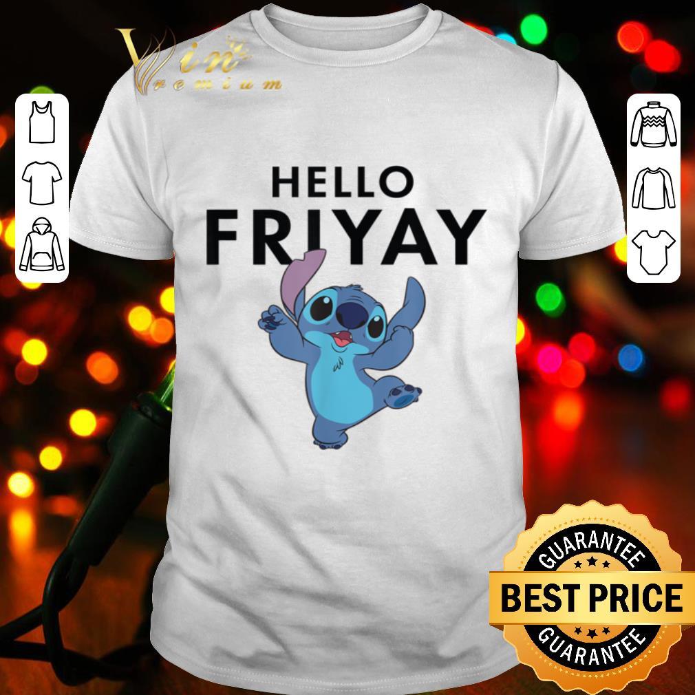 - Disney Lilo Hello Friyay shirt