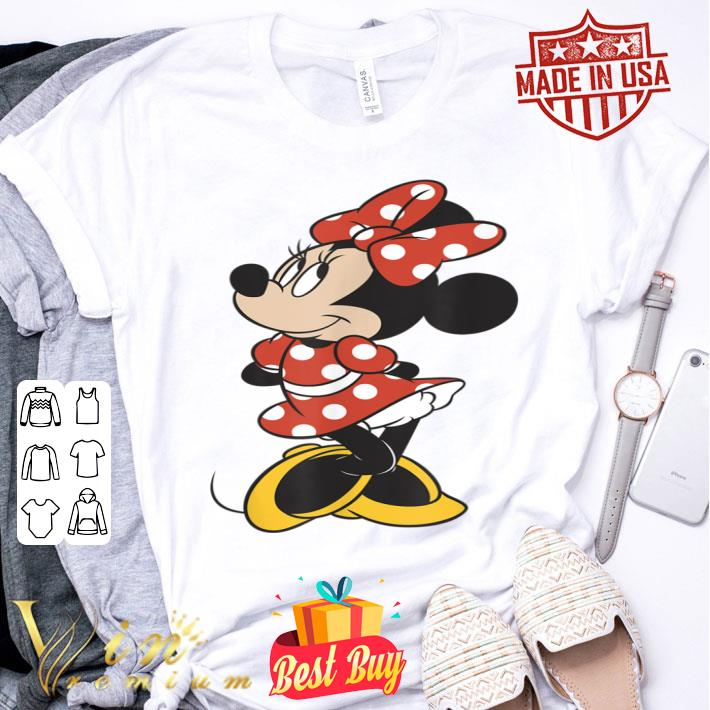 - Disney Mickey And Friends Minnie Mouse Traditional Portrait shirt