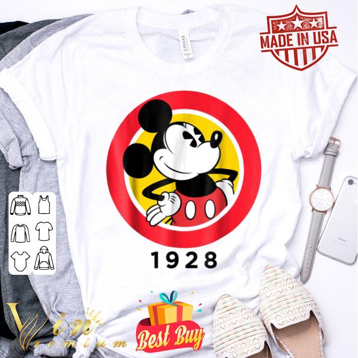 - Disney Mickey Mouse 90th Anniversary shirt