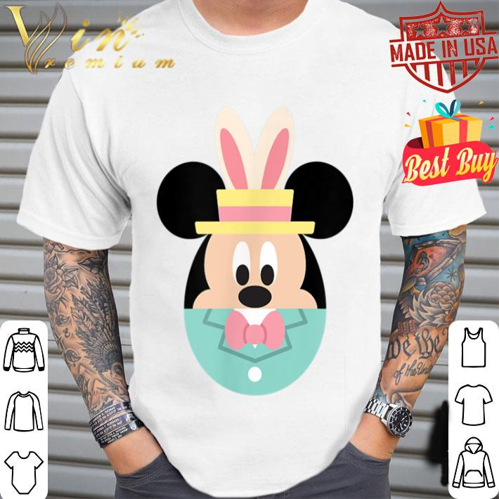 - Disney Mickey Mouse Bunny Ears Easter Egg shirt