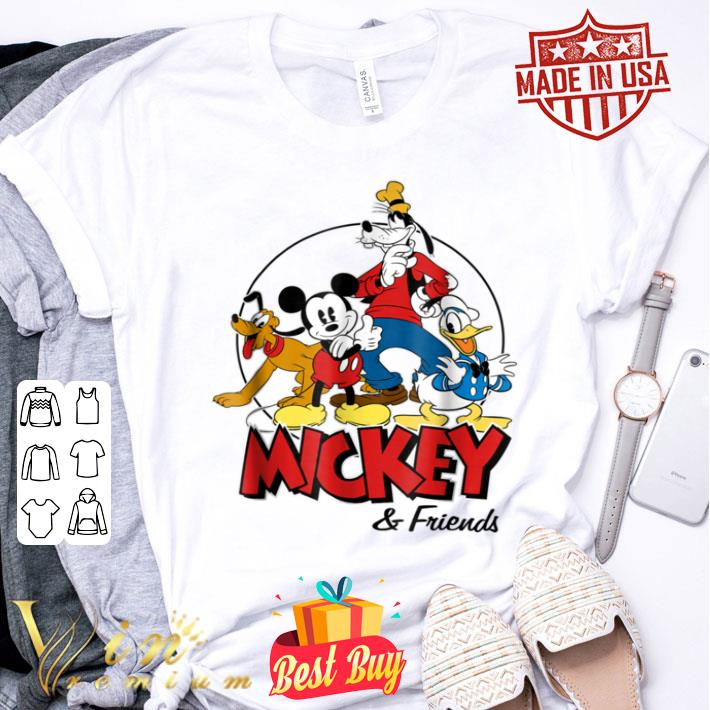 - Disney Mickey Mouse and Friends shirt