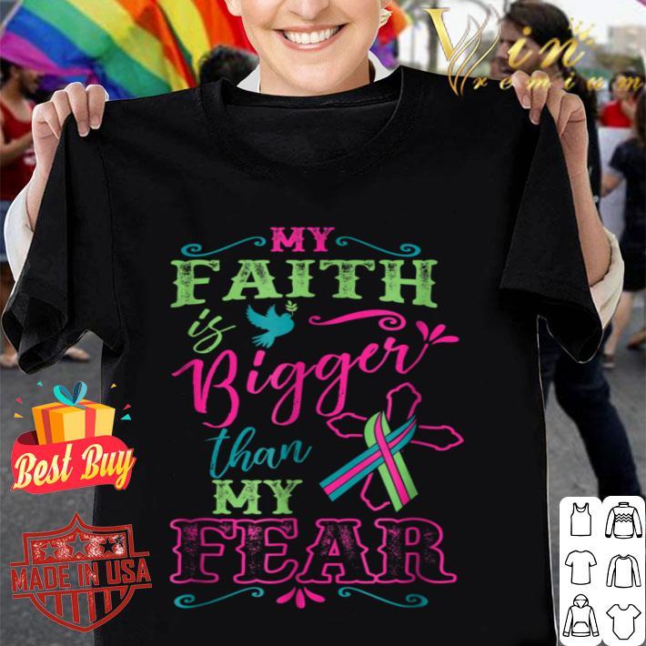 - Metastatic Breast Cancer for Christian Women & Men shirt