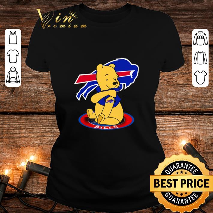- Pooh tattoos Buffalo Bills logo shirt