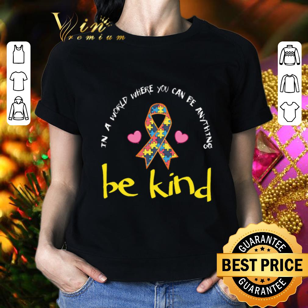 - Puzzle Autism Awareness Kindness Ribbon Breast Cancer shirt