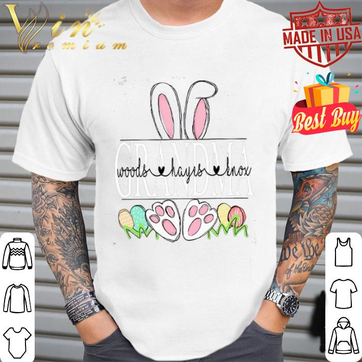 Rabbit Grandma Woods Hayes Know shirt