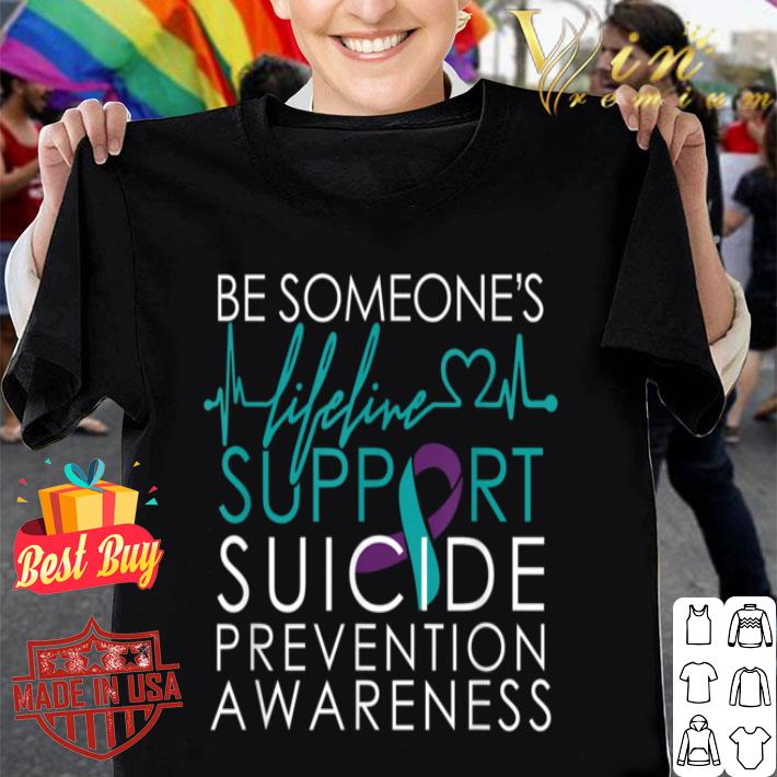 Suicide Prevention Awareness Support Lifeline Mental shirt
