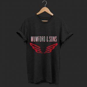 Angin Mumford 18 Sons shirt