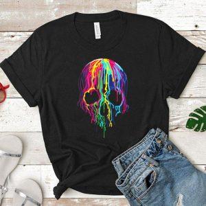 LGBT skull shirt