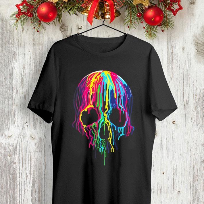 LGBT skull shirt 4 - LGBT skull shirt