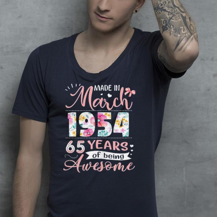Made in March 1954 shirt 4 - Made in March 1954 shirt