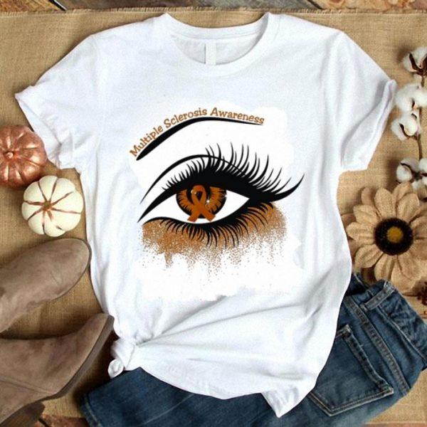 Multiple Sclerosis Awareness eye shirt