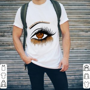 Multiple Sclerosis Awareness eye shirt