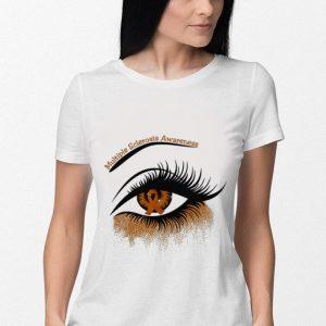 Multiple Sclerosis Awareness eye shirt 2