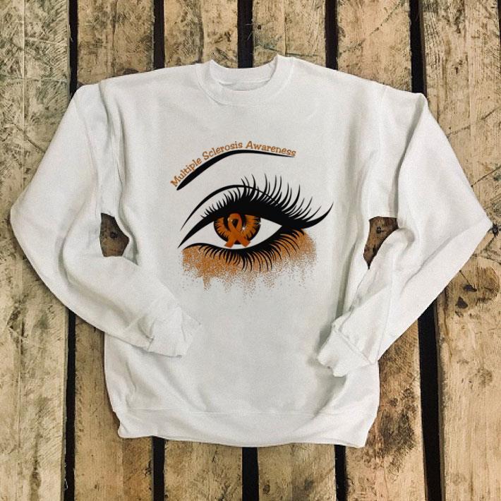 Multiple Sclerosis Awareness eye shirt 4 - Multiple Sclerosis Awareness eye shirt