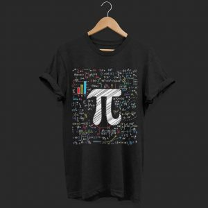 Pi Day Math Equation shirt