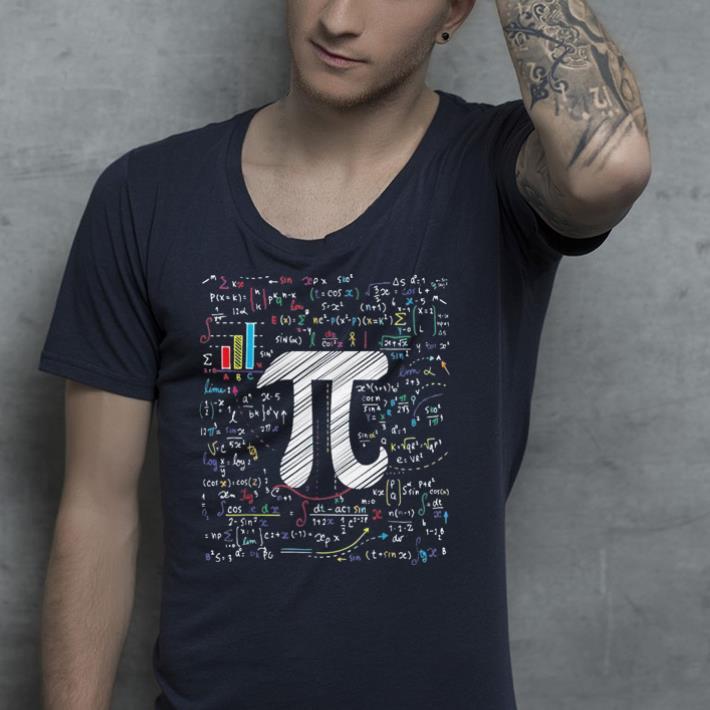 Pi Day Math Equation shirt 4 - Pi Day Math Equation shirt