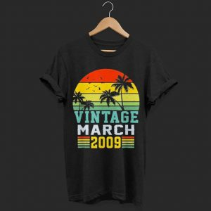 Vintage March 2009 shirt