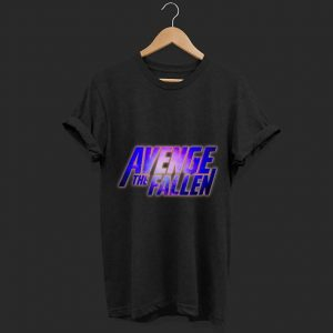 Avenger The Fallen Superhero shirt