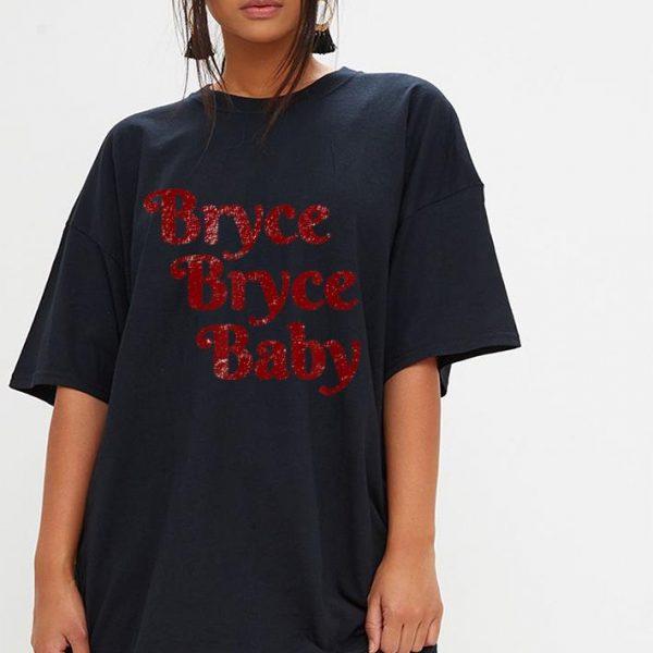 Bryce bryce baby Philadelphia Baseball shirt