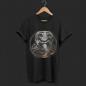 Cobra Kai Rusted Steel Snake shirt