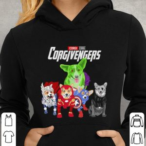 Corgi Corgivengers Avengers Endgame shirt 2