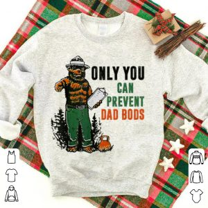 Dad Bear Only You Can Prevent Dad Bods  shirt
