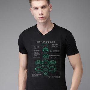 Fidget Tri Spinner 3000 Schematic shirt 1