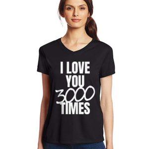 I Love You 3000 Times Daughter Tonny Stark shirt 2