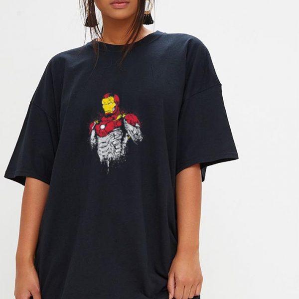 Iron man mark XLVII armor shirt