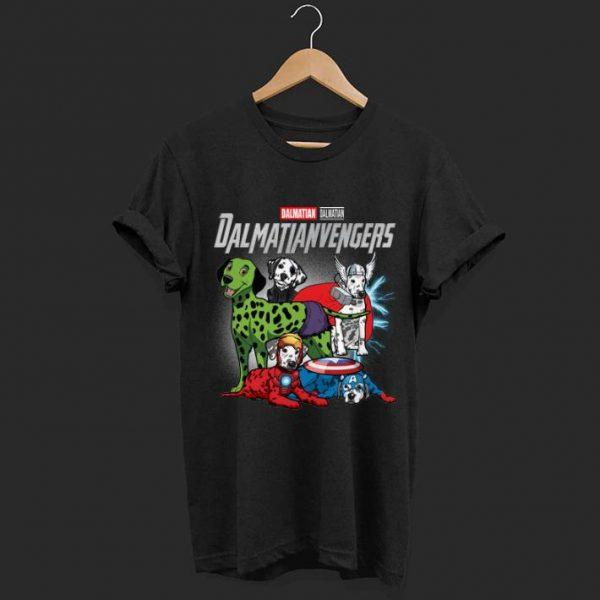 Marvel Avenger Endgame dalmatian vengers Avengers shirt